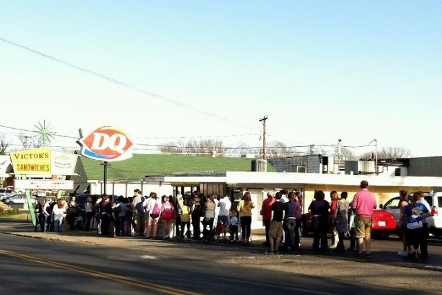 DQ Opening Day
